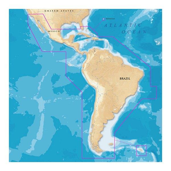 Navionics Gold Central America « Handel BTC Online