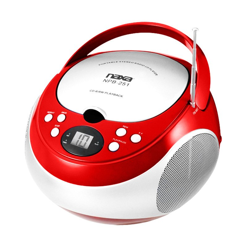 Naxa portable cd player