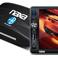Naxa® - Bluetooth Wireless Receiver Adapter