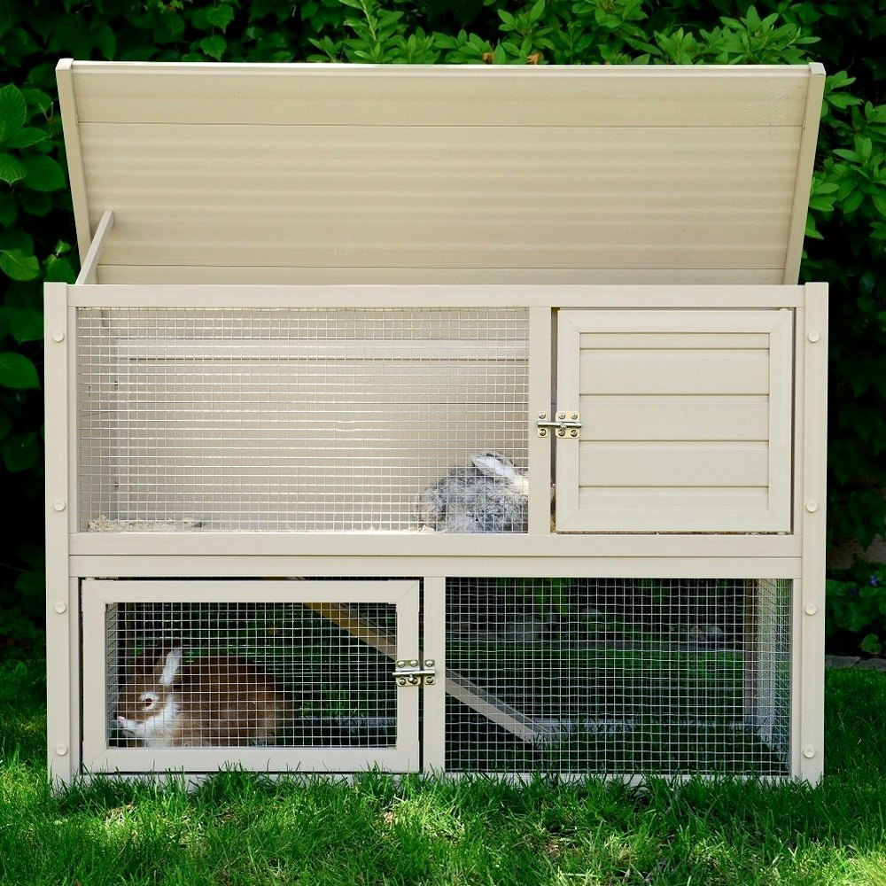 large hutches bentley charles hutch new rabbit pets product