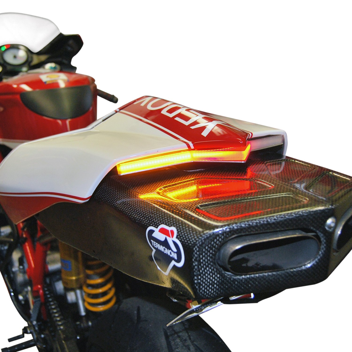 Ducati 749 Fender Eliminator Kit New Rage Cycles
