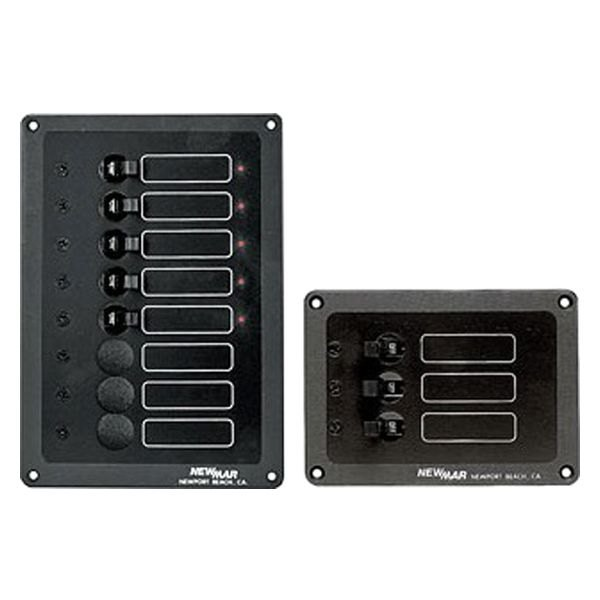 fuse box vs breaker box newmar fuse box newmar® accy-ix - breaker panel with 8 dc circuit