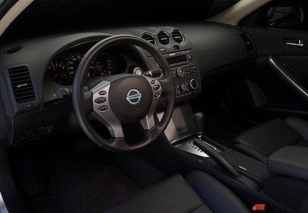 2008 Nissan Altima Coupe Interior. NISSAN ALTIMA ACCESSORIES