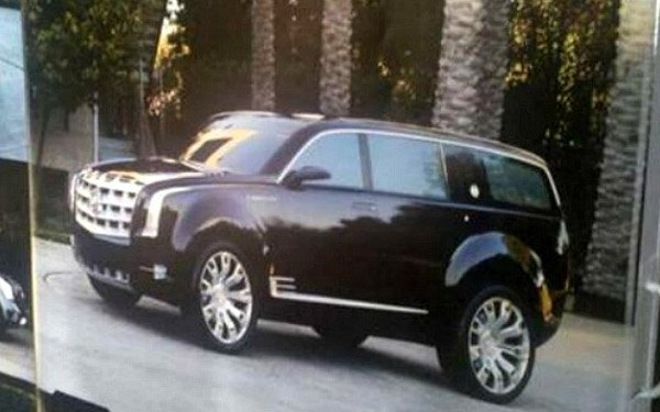 2014 Cadillac Escalade Ext submited images | Pic 2 Fly