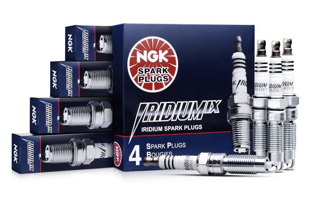 Ngk Iridium Spark Plugs >> Ngk Iridium Ix Spark Plug