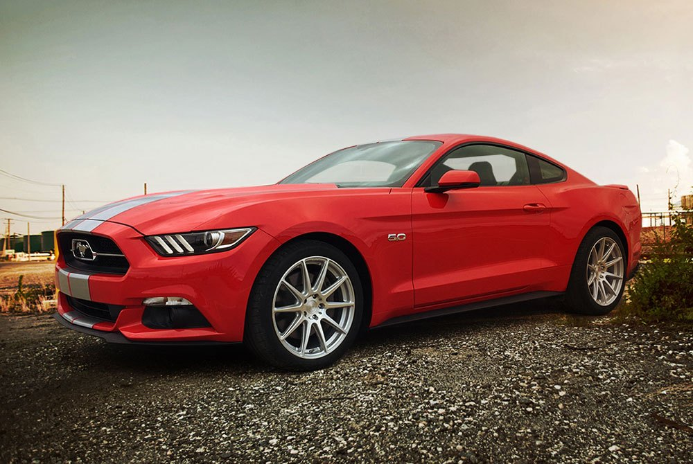 Niche Wheels Mustang >> Niche M146 Essen Wheels Silver With Machined Face Rims