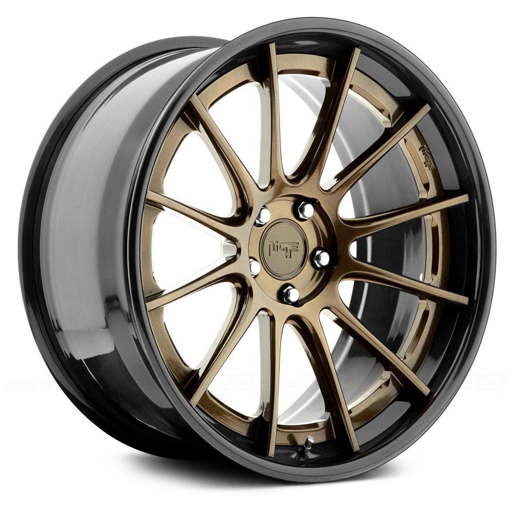 Niche 174 Agile Wheels Custom Painted Rims