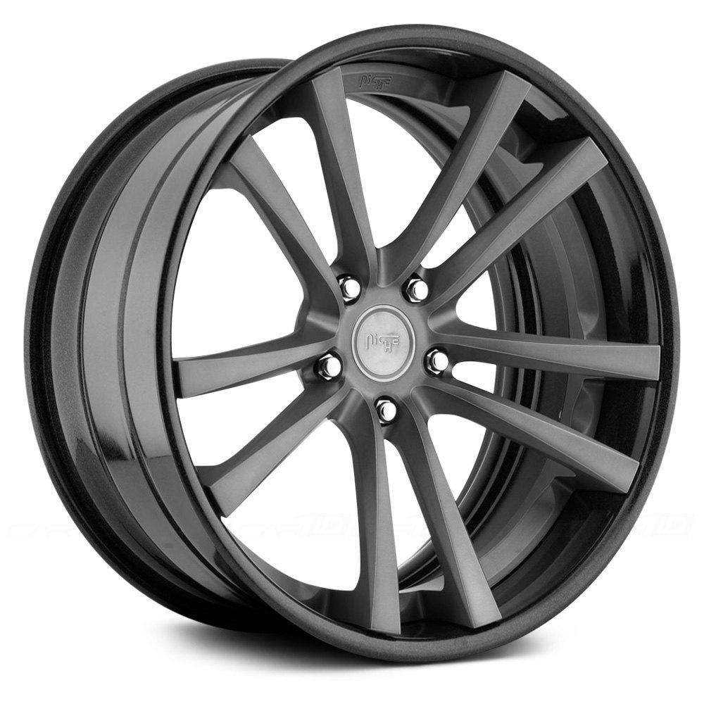 Niche concourse pc forged series wheels custom rims