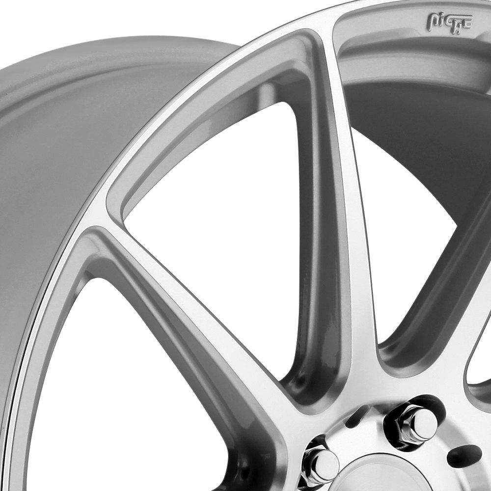 19x8.5 NICHE Wheels +35