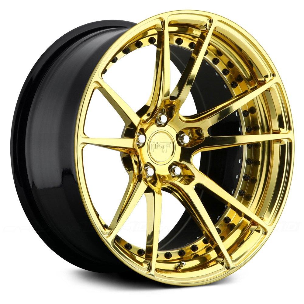 Niche 174 Grand Prix 2pc Forged Series Wheels Custom Rims