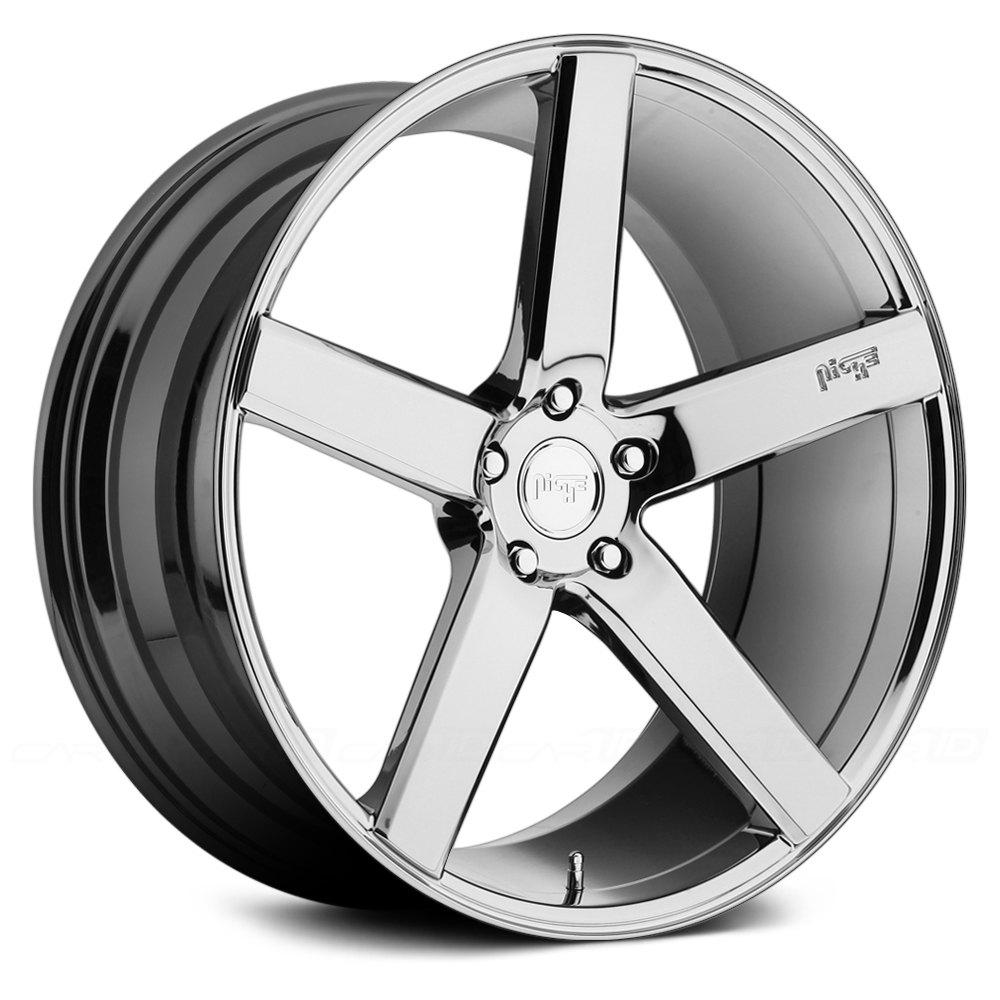 Niche 174 Milan Wheels Chrome Rims