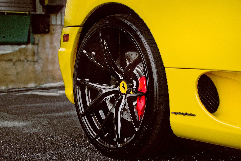 NICHE® M117 MISANO Wheels - Matte Black Rims