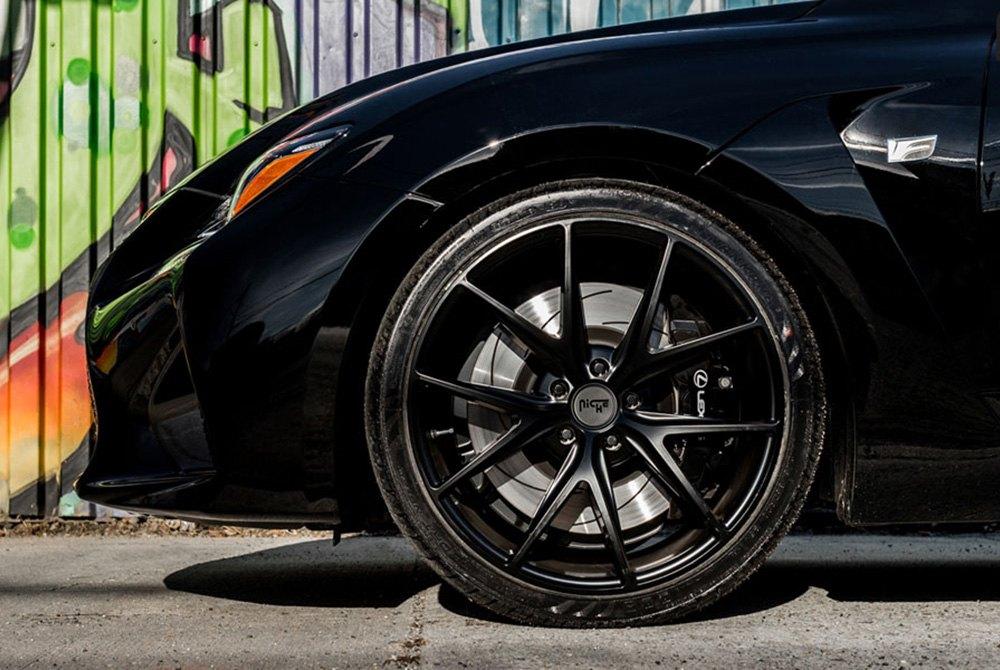Niche Wheels Mustang >> NICHE® MISANO Wheels - Matte Black Rims