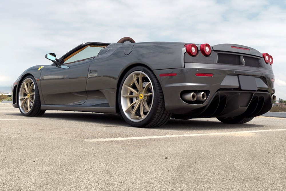 niche monza 3pc forged series wheels custom painted rims. Black Bedroom Furniture Sets. Home Design Ideas