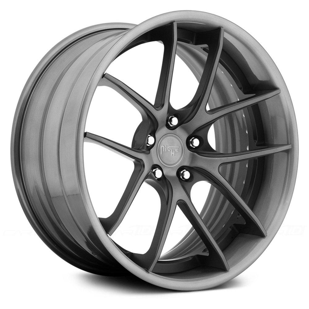 Hyundai Veloster Tires >> NICHE® TARGA 2PC Wheels - Custom Finish Rims