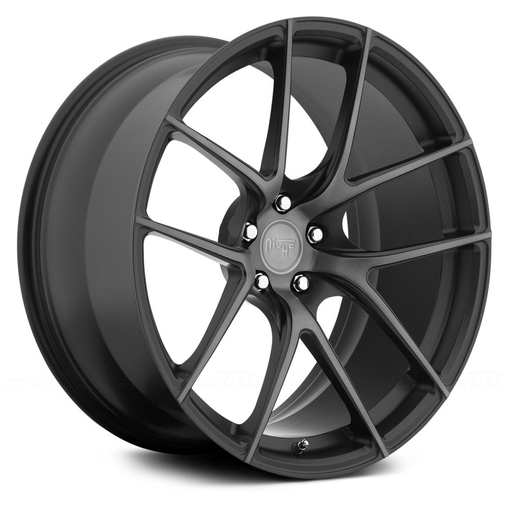Niche 174 Targa Monotec Wheels Custom Finish Rims