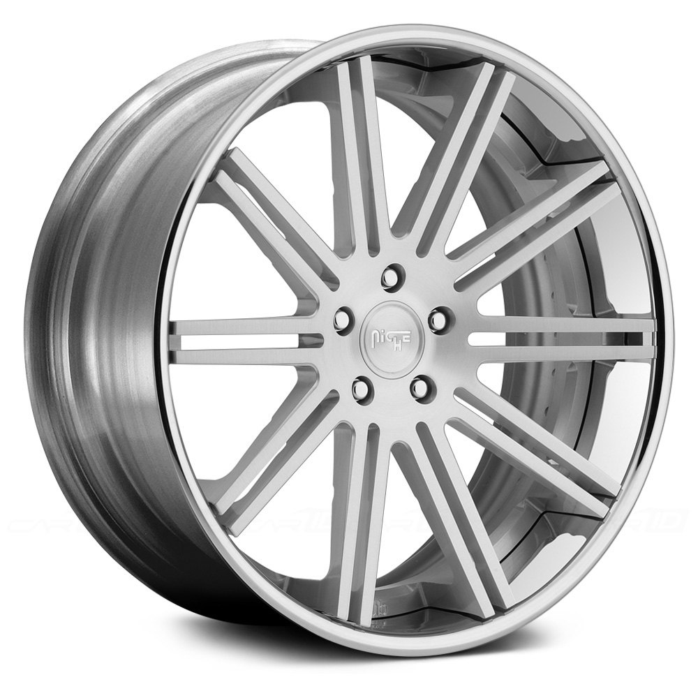 Niche touring pc forged series wheels custom painted rims