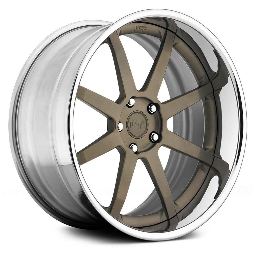 Niche vector pc forged series wheels custom painted rims