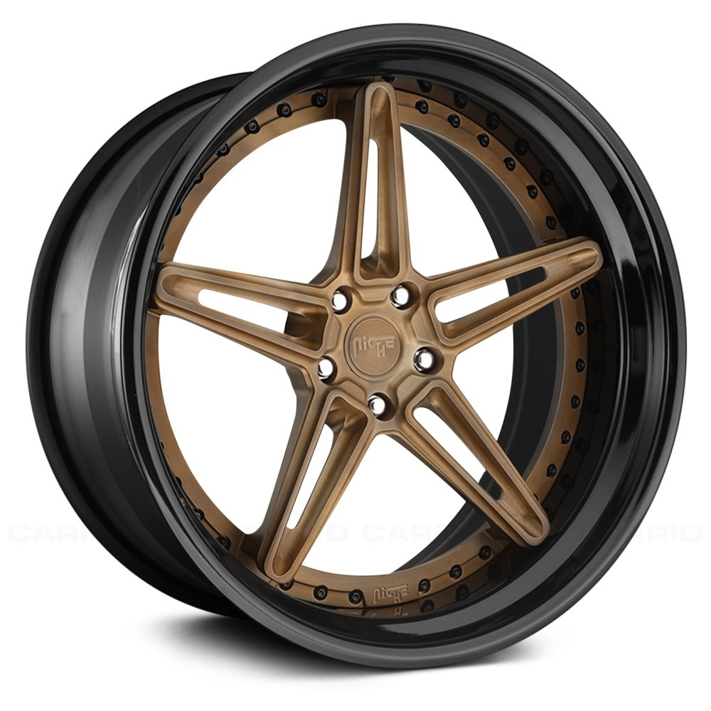 Niche Road Wheels >> Niche Versailles 2pc Custom Finish