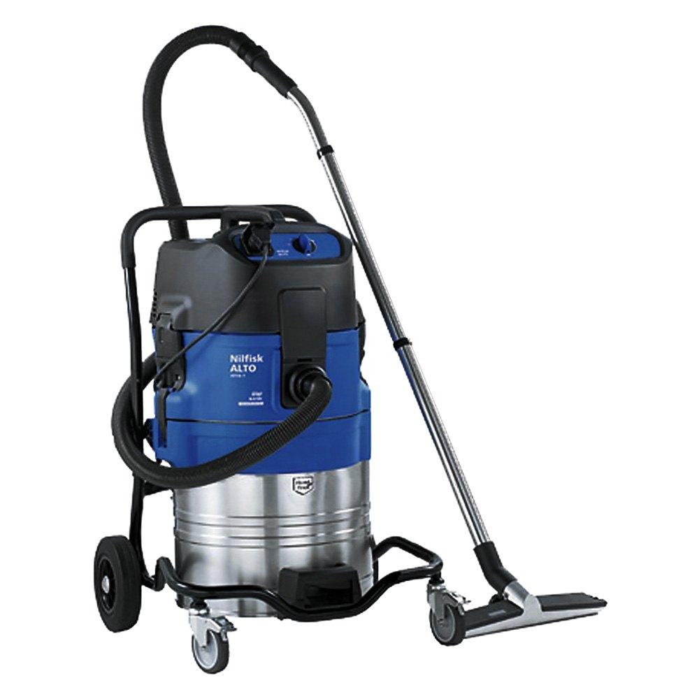Nilfisk 174 900125 Attix 19 Gallon Rdfl 19 Gallon Vacuum