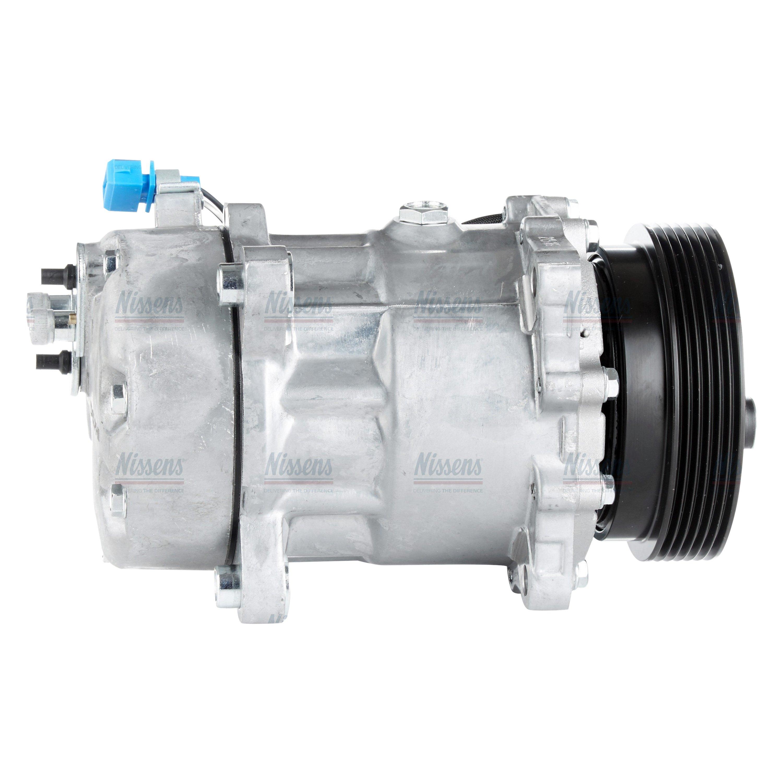 Volkswagen Parts Usa: Volkswagen Jetta USA Built 2003 A/C Compressor