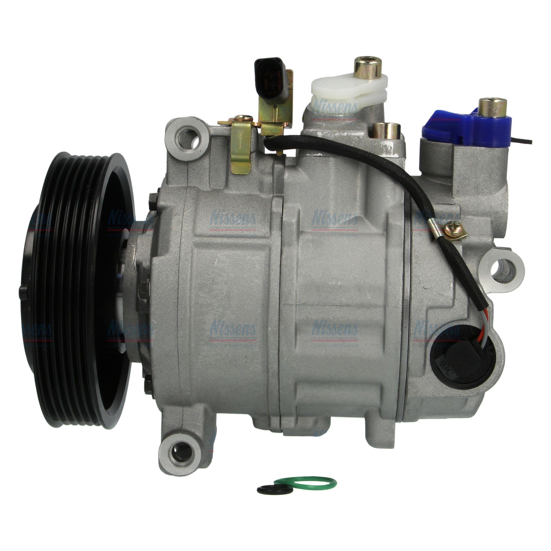 For Audi A6 Quattro 2005-2011 Nissens 89209 A/C Compressor