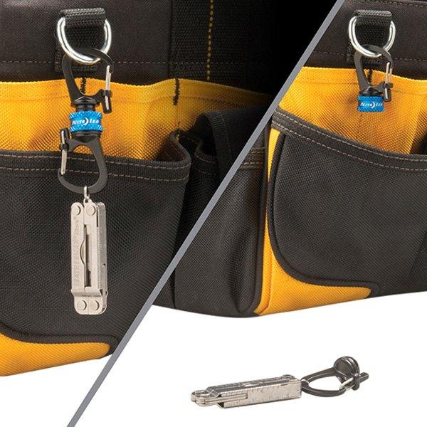 Nite Ize MSBL-03-R7 Carabiner Blue