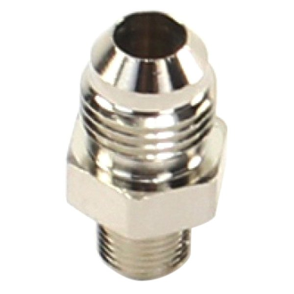 Nitrous outlet  b quot npt an straight fitting