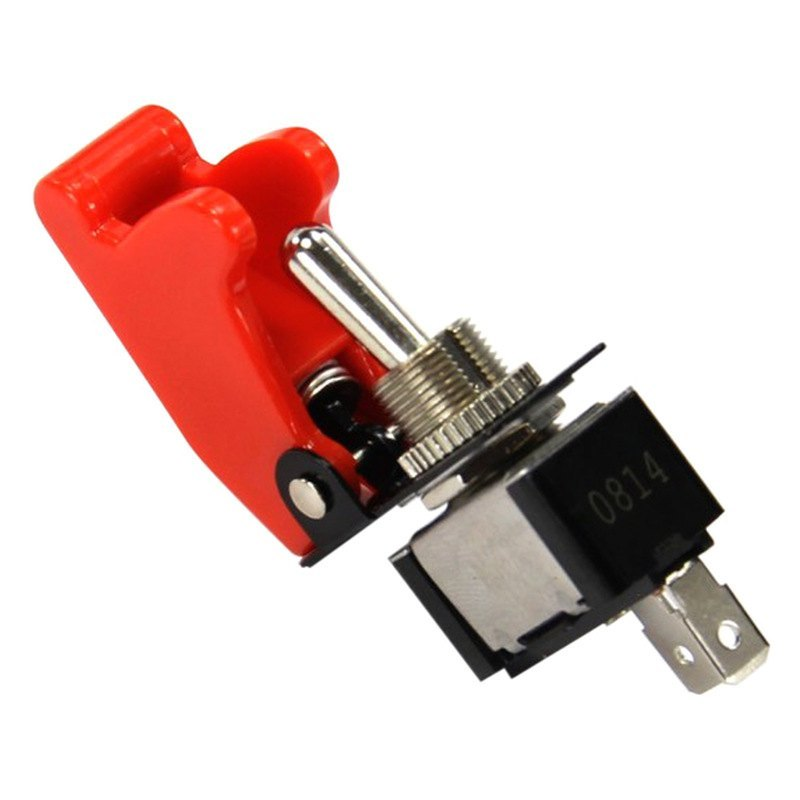 Nitrous Outlet® 00-51004 - Aircraft Style On-Off Toggle Switch with Cover