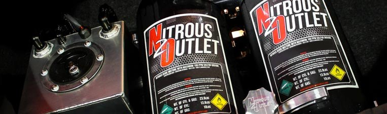 Nitrous Outlet NOS Systems