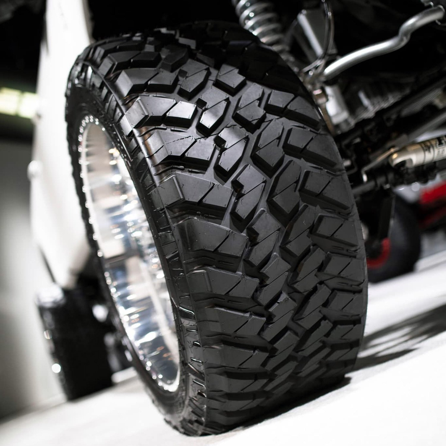 Nitto Grappler Mt >> Nitto Trail Grappler Tires