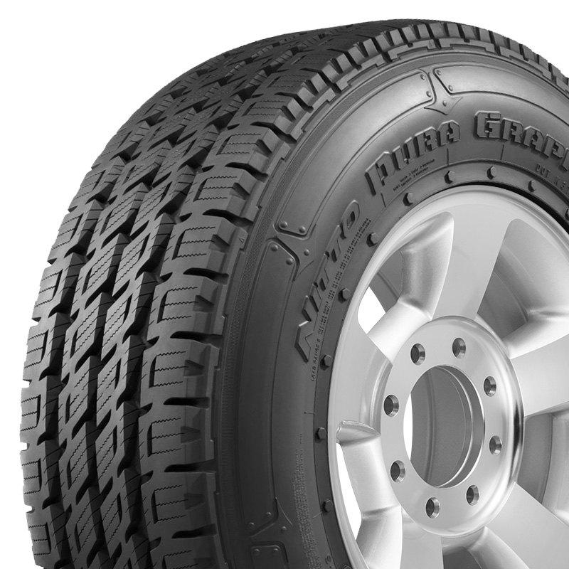 Nitto Dura Grappler >> NITTO® DURA GRAPPLER Tires