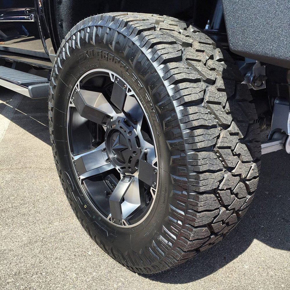 Wheels And Tires For Ford F150 >> NITTO® EXO GRAPPLER Tires