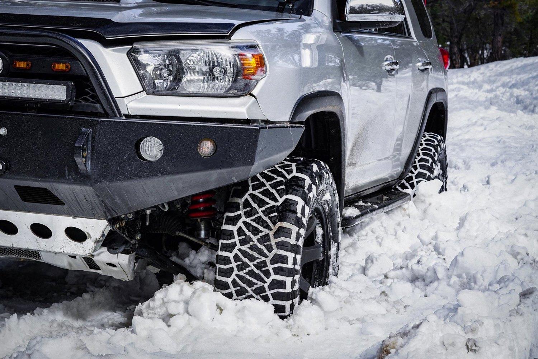 Nitto Tires Review >> NITTO® RIDGE GRAPPLER Tires