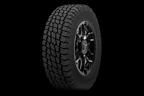 nitto terra grappler tires all season all terrain tire for light trucks and suvs. Black Bedroom Furniture Sets. Home Design Ideas