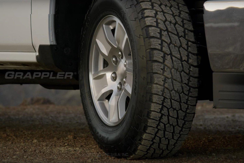 Nitto 174 Terra Grappler Tires