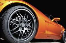 NITTO® - Tires on Chevy Corvette