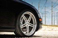 NITTO® - Tires on Lexus GS350