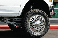 NITTO® - Tires on Car
