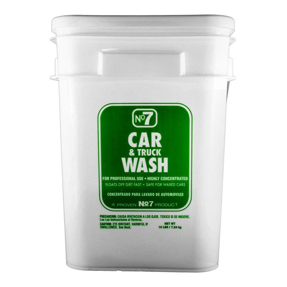 Interior Car Wash Soap