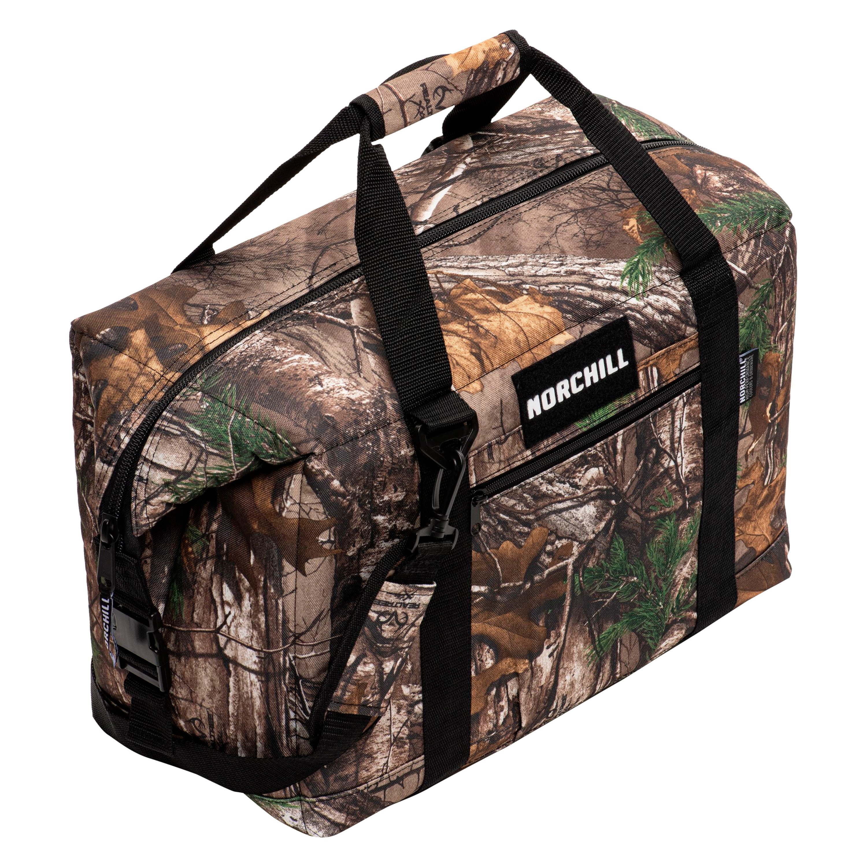 Camo Soft Cooler ~ Norchill realtree xtra™ camo outdoorsman series soft