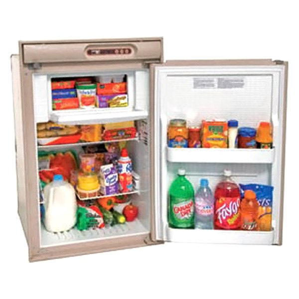 Norcold 174 N410ur Dual Compartment Refrigerator With Freezer