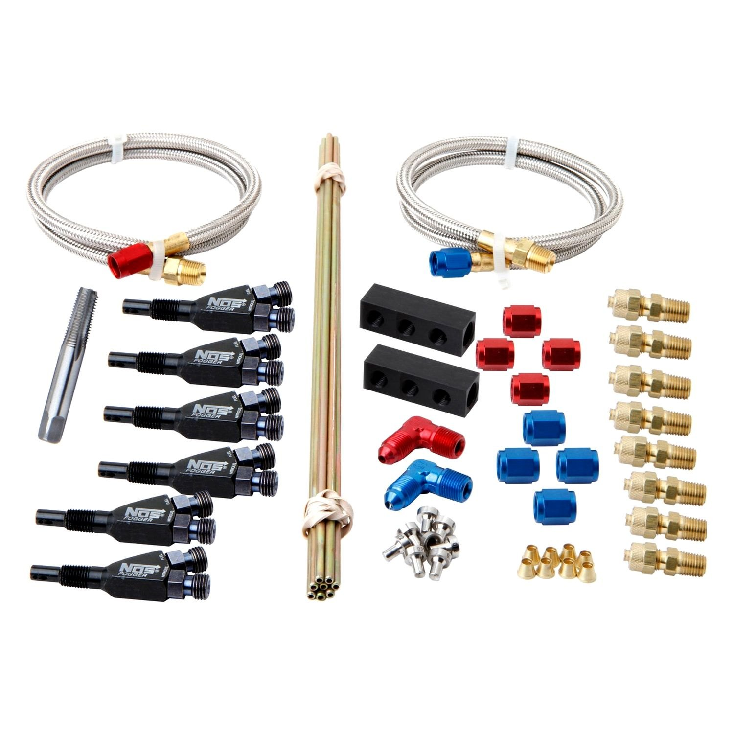 nitrous oxide systems 13384nos nitrous plumbing kit. Black Bedroom Furniture Sets. Home Design Ideas