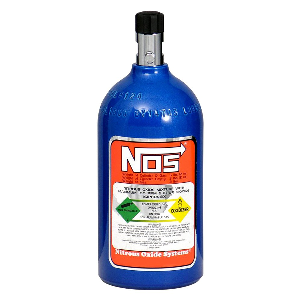 nitrous oxide systems 14710nos nitrous bottle. Black Bedroom Furniture Sets. Home Design Ideas