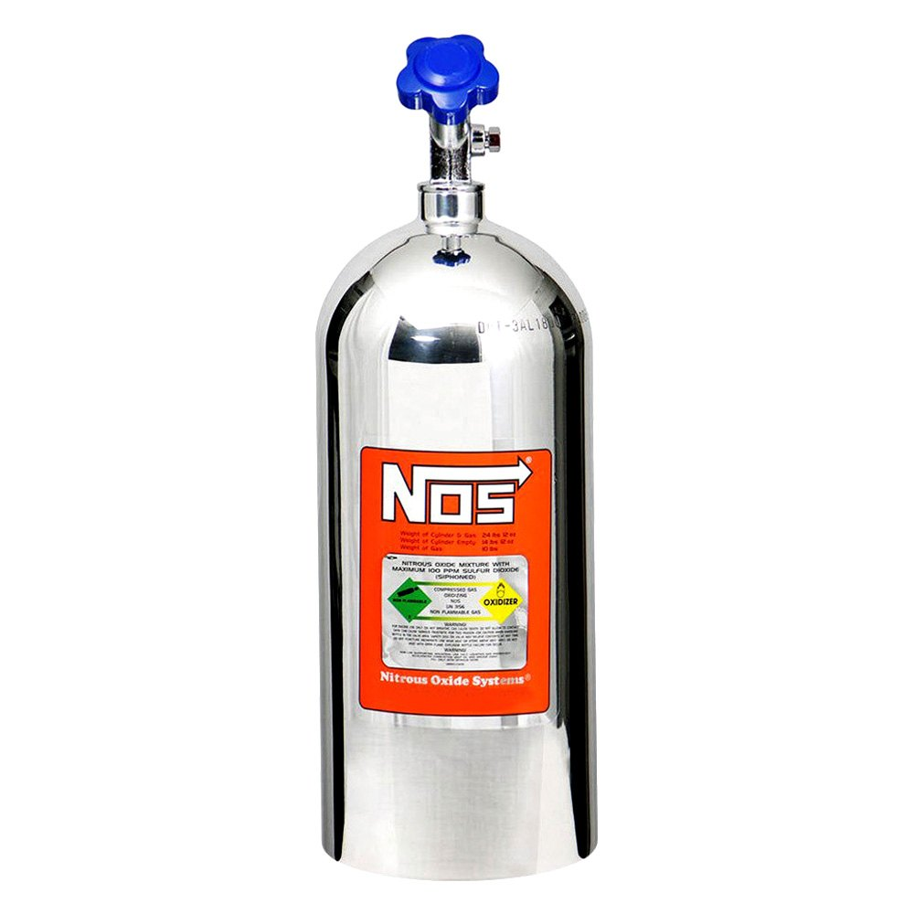 nitrous oxide systems 14745 pnos nitrous bottle. Black Bedroom Furniture Sets. Home Design Ideas