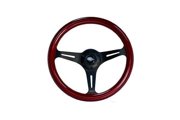 NRG Steering Wheel Short Hub Adapter Quick Release BK Subaru 02-07 Impreza WRX