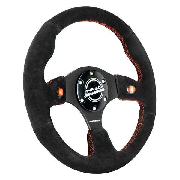 Two Button Style NRG Innovations ST-007S NRG Steering Wheel