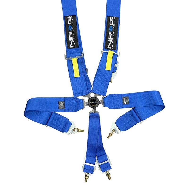 Nrg Innovations Sbhrs6pcbl 5 Points Fia Cam Lock Seat Belt. Nrg Innovations 5 Points Fia Cam Lock Seat Belt Harness Blue. Seat. Seat Belt Harness Zipper At Scoala.co
