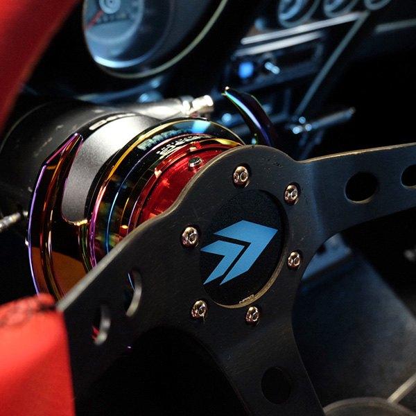 NRG Innovations STR-610BK NRG Arrow Horn Delete Button