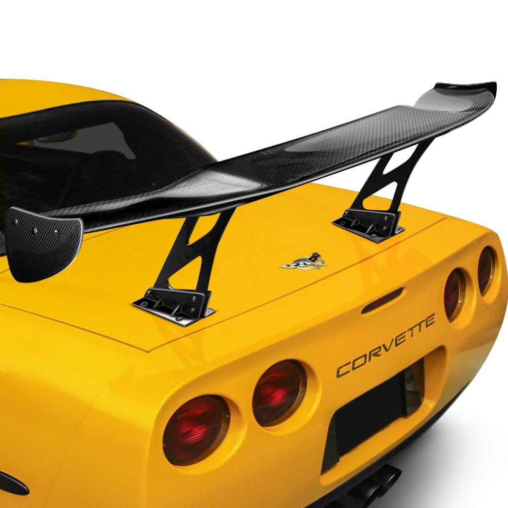 Carbon Fiber Car Mobile Garage : Nrg innovations quot carbon fiber rear spoiler